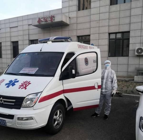 疫情下的120急救车驾驶员群体