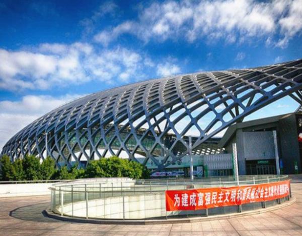 市政工程——深圳湾体育馆