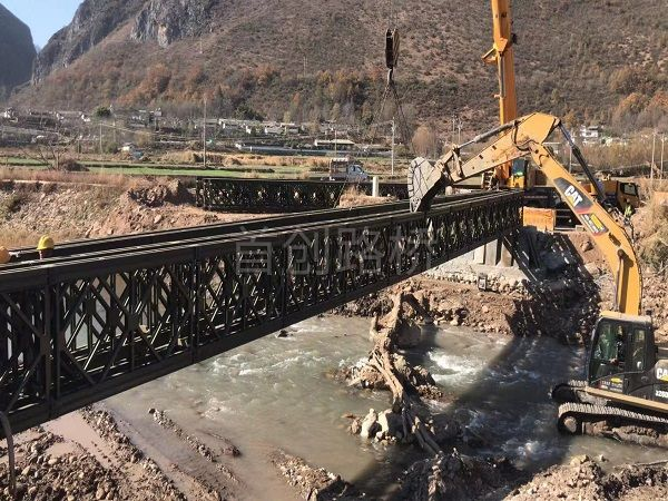 中国水利水电十四局滇中引水石鼓水源工程(