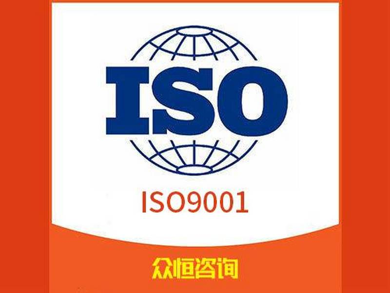 ISO9001質量管理體系