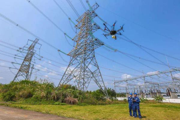 无人机电力巡检服务
