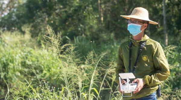 无人机农林植保服务