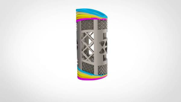 """国内首家 产学研出硕果,华翔3D采用SLM技术的""""多孔型椎体融合器""""获得NMPA批准上市"""