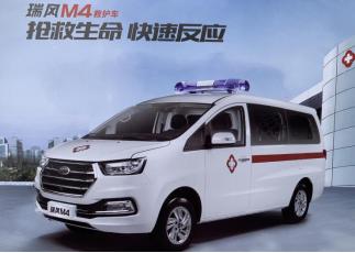 江淮瑞风M4转运型救护车
