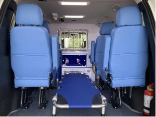 (自动挡)上汽大通G10转运型救护车