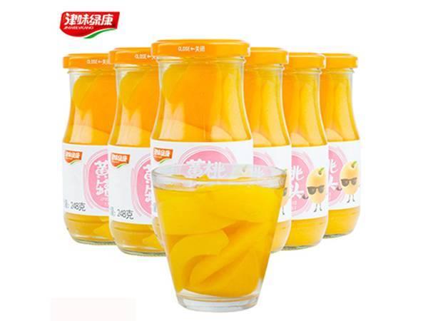 梨子罐头248g