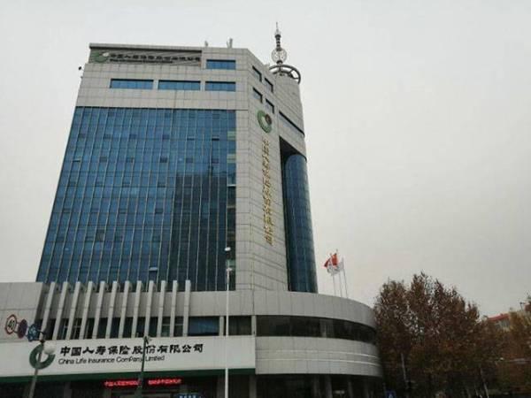 中国人寿保险股份有限公司邵阳分公司