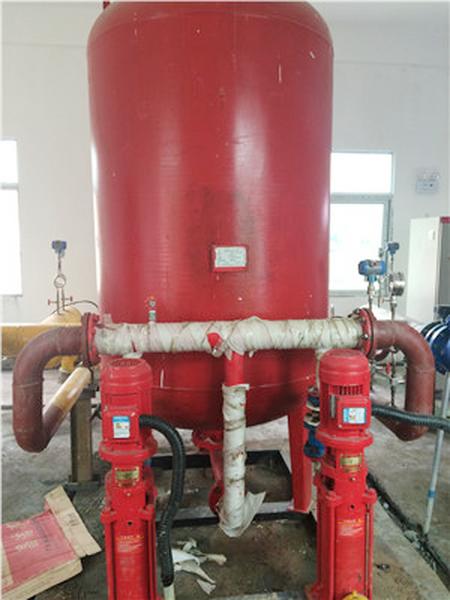 燃气公司消防给水泵