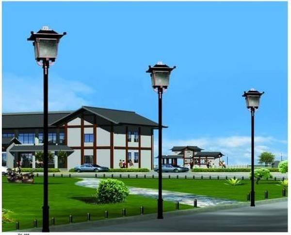 太陽能庭院景觀燈
