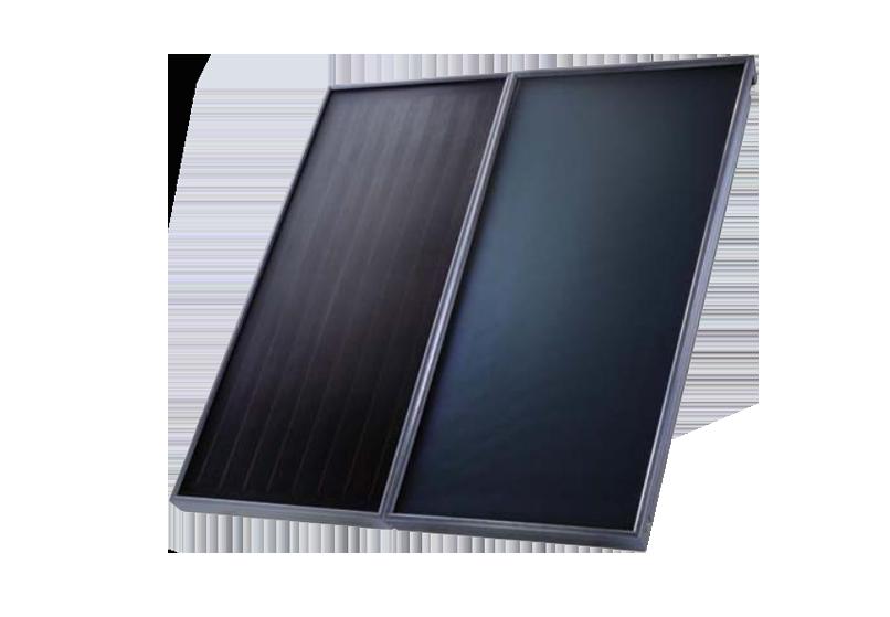 平板太陽能板芯