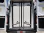 福特V362中轴中顶双排座疫苗冷藏车