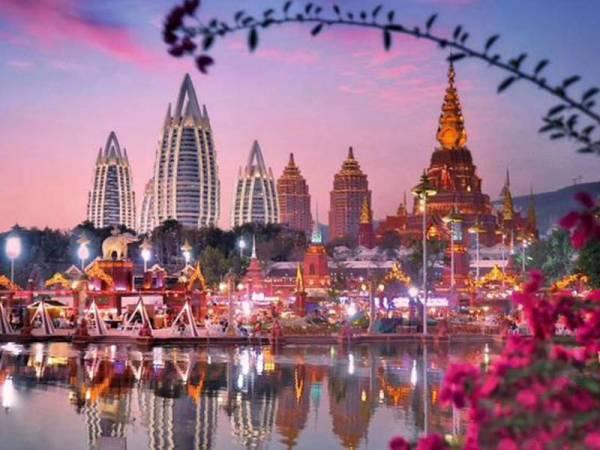 云南西双版纳景洪市项目