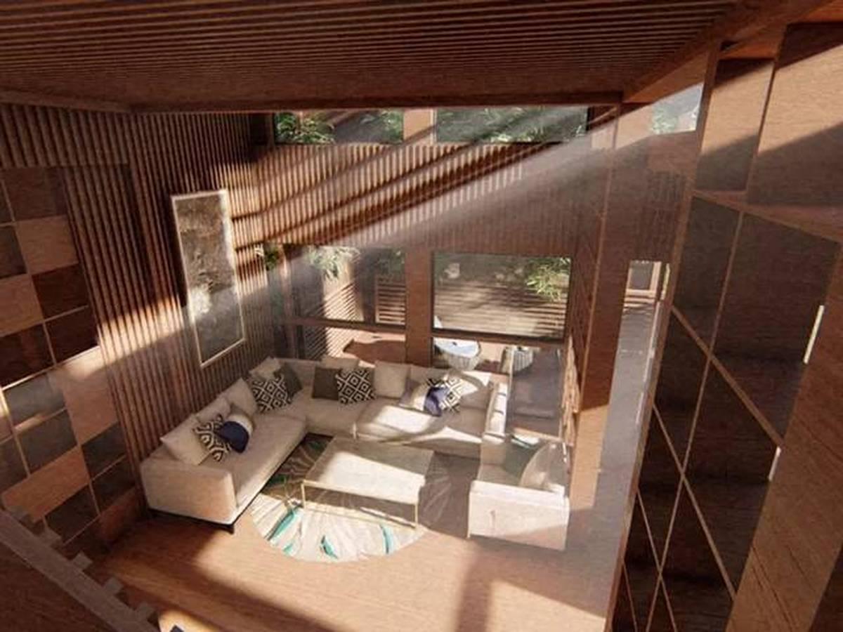 木结构是实现绿色建筑的好选择