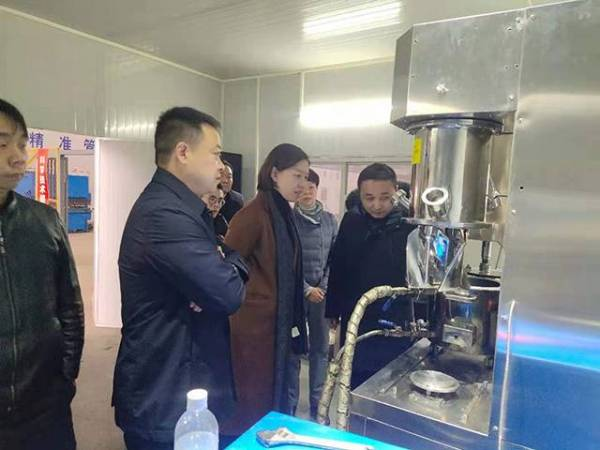In early winter, a big-name manufacturer of high-viscosity soft materials for…