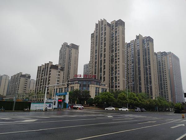 中鐵西江悅