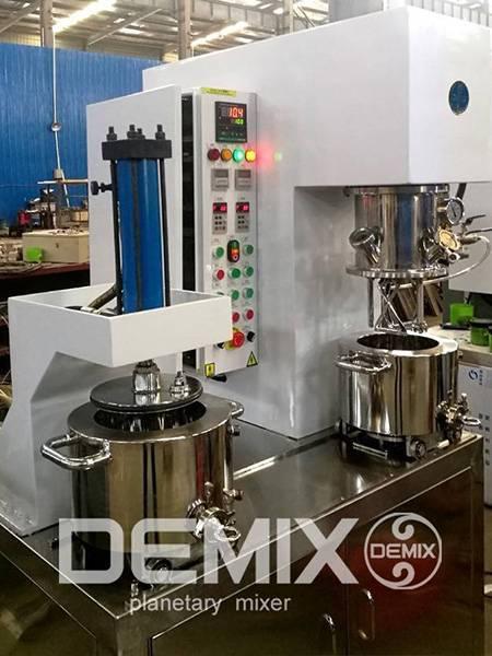 DEMIX planetary mixer 5L