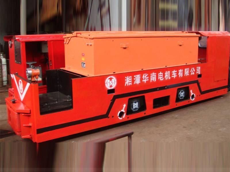 15T防爆特殊型蓄电池式电机车