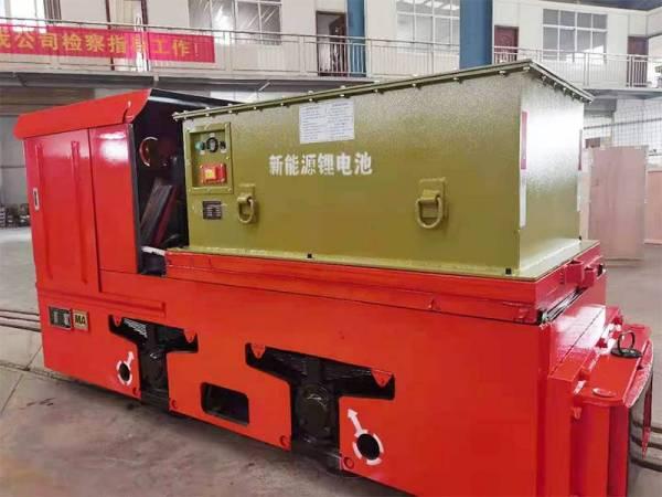 5T锂电池电机车