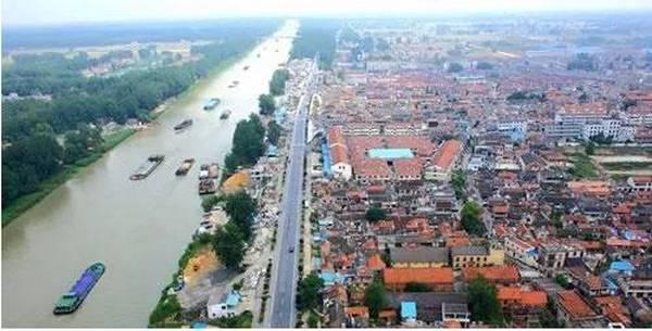 【分公司】宏诚国咨扬州分公司承接京杭运河宝应段现代绿色航运建设项目 -水源地保护瓦甸村生态复绿工程