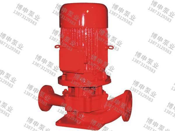 XBD-L XBD-ISG系列立式单级消防泵