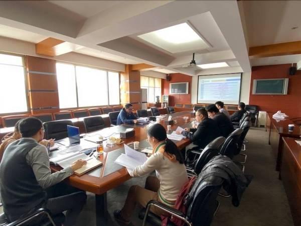 「分公司」宏诚国咨雅安市污水处理PPP项目节能评估报告顺利过审