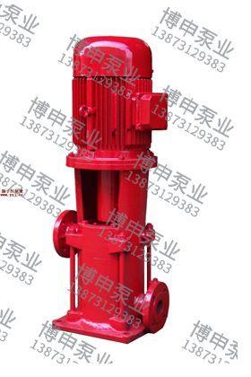 LGW系列立式多级消防稳压泵1