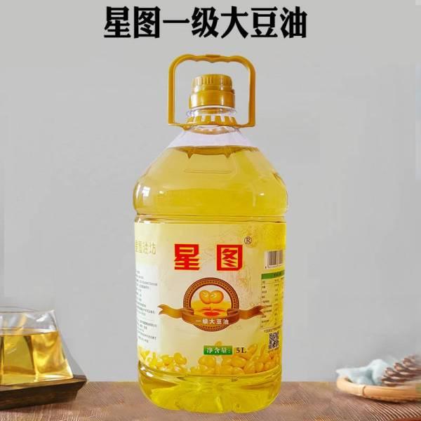 星圖一級大豆油