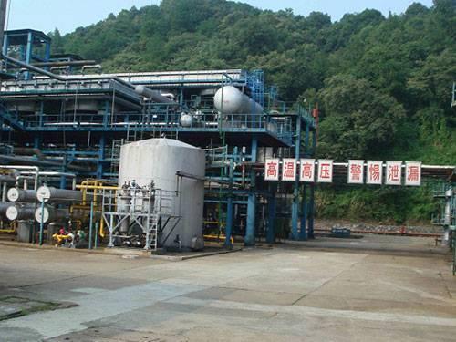 岳化SBS装置工艺管线