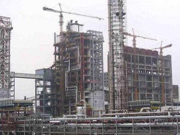上海赛科项目管道工程