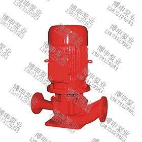 ISG系列立式单级分体便拆式管道泵