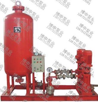 3ZW(L) 消防增压稳压给水设备