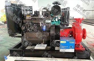XBC全自动柴油机消防泵组