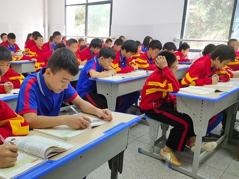 张家界武术学校—文化课