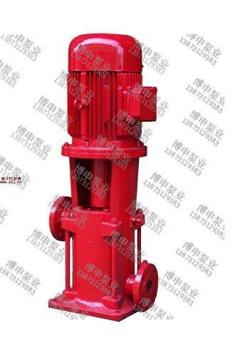 LGW系列立式多级消防稳压泵