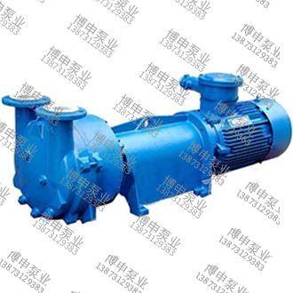 2BY(2BV)系列水环真空泵及压缩机12