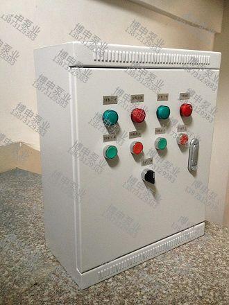 直接启动控制柜1