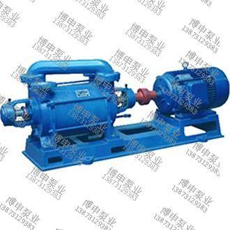 2SK,2SK-P1系列水环真空泵-大气喷射机组