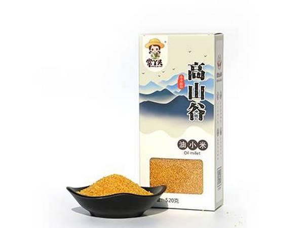 信粮道油小米