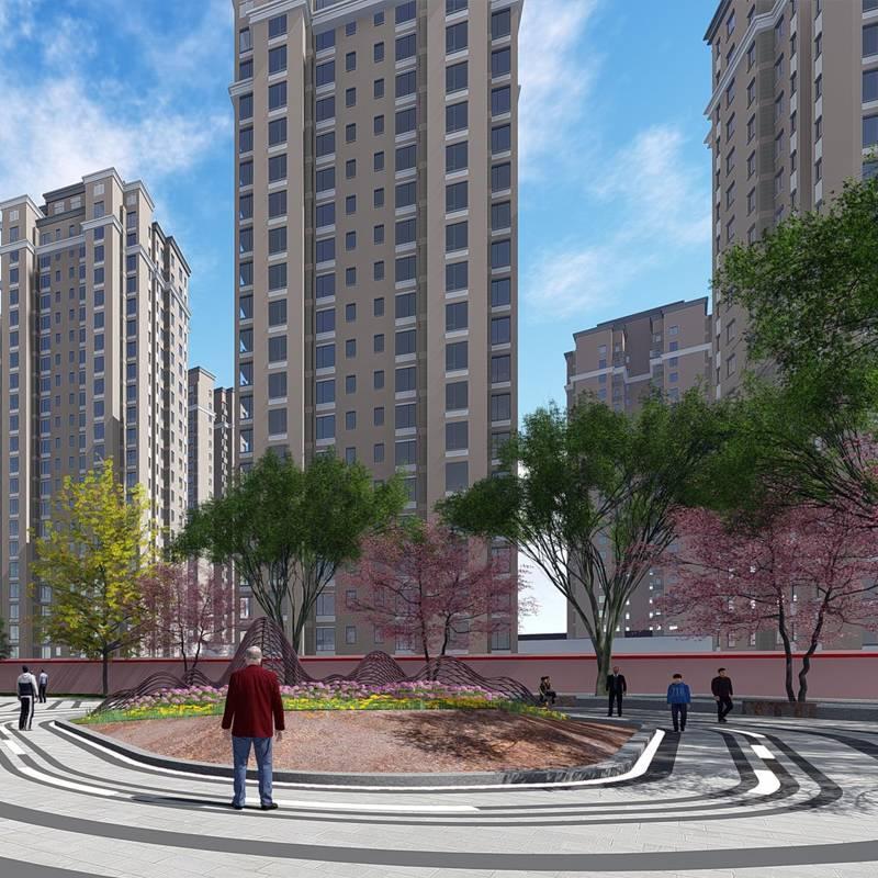 长沙市九峰整村城改项目