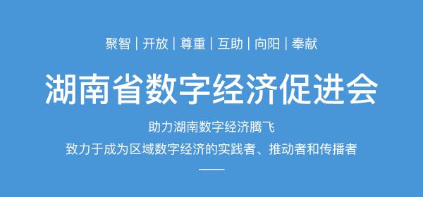 关于征集湖南省数字经济专家、顾问的通知
