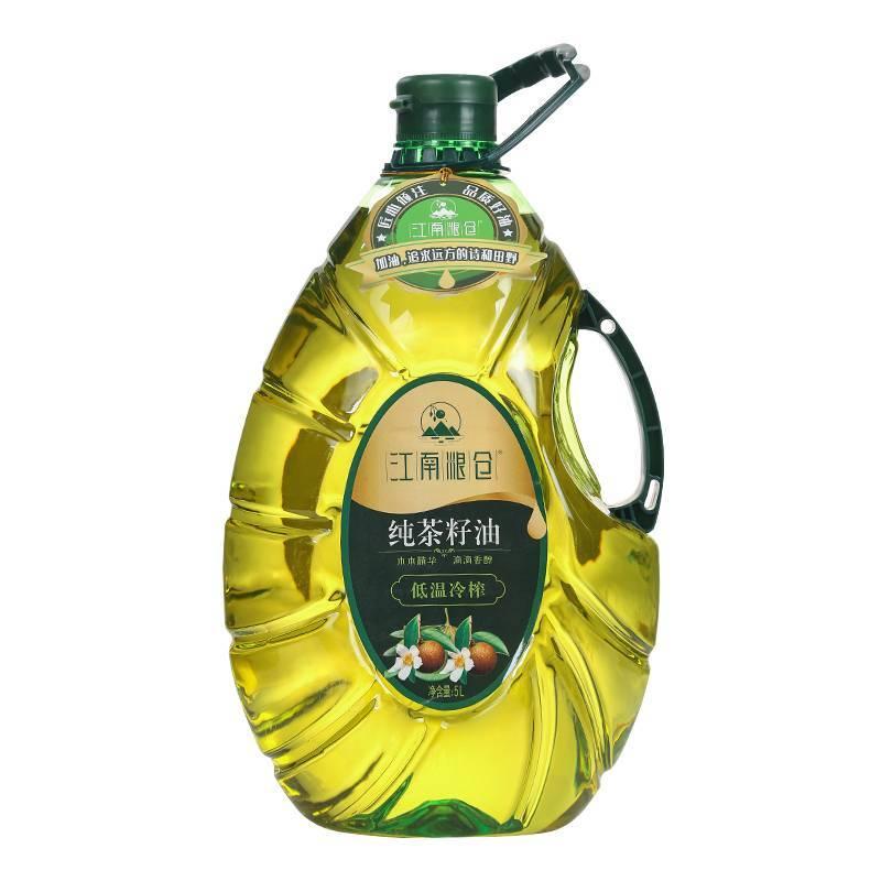 江南糧倉純茶籽油