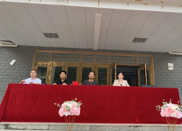 2021年桑植县文武学校秋季开学盛典